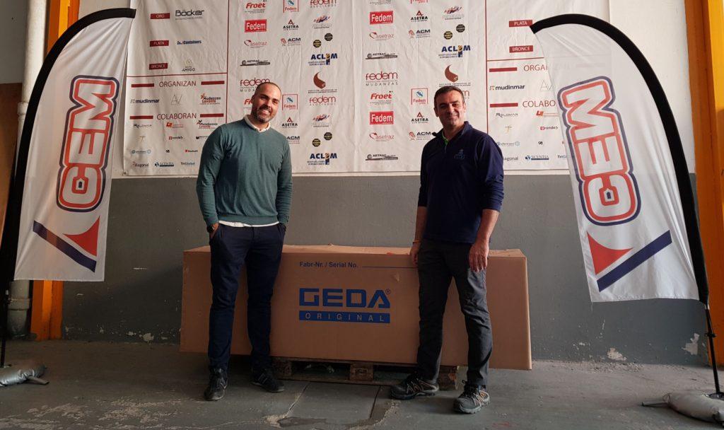 CEM Elevadores entrega un elevador GEDA SolarLift en Alicante