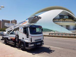 CEM Group vende el primer elevador Horyong PE510 en España