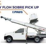 PAUS City Floh 27 metros Pick Up