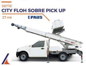 PAUS City Floh Pick-up 27 M