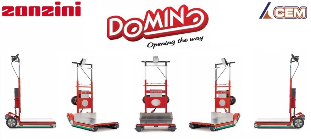domino automatic zonzini silder header