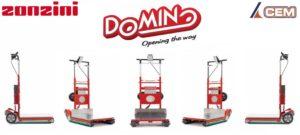 domino automatic zonzini silder header